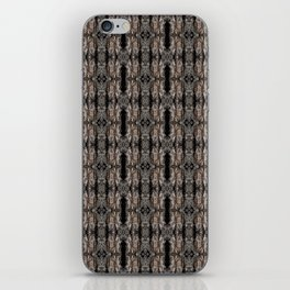 Pine Bark Pattern by Debra Cortese Design iPhone Skin