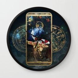 Zodiac : Pisces Wall Clock