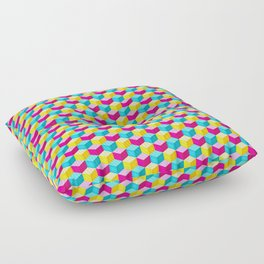 Candy Cube Joy Floor Pillow