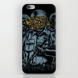 Spray Cop Volume Two iPhone Skin