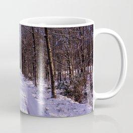 Winter Path Coffee Mug
