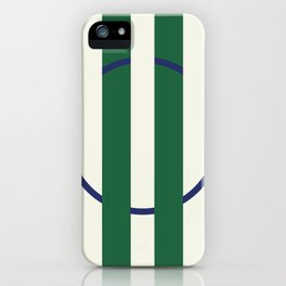 Geo Metric iPhone Case