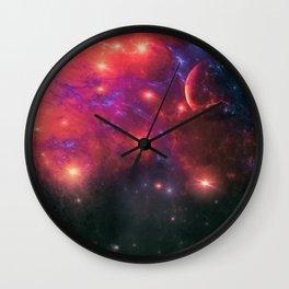 Magrathea Wall Clock