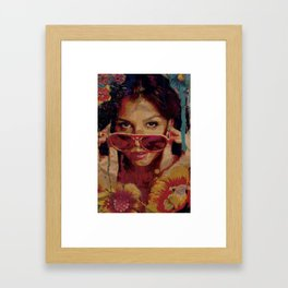 Bianca Framed Art Print