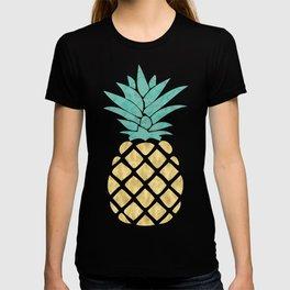 Gold Pineapple T-shirt