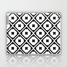 Graphic_Tile Black&White Laptop & iPad Skin