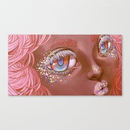 What's On Your Mind? Canvas Print