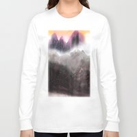 art history Long Sleeve T-shirts featuring Unknown History  by John Hansen