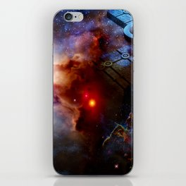 Outer Terrestrial iPhone Skin