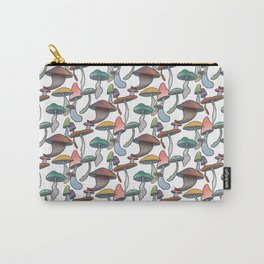 mushrooms! Carry-All Pouch