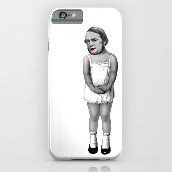 Untitled man iPhone & iPod Case