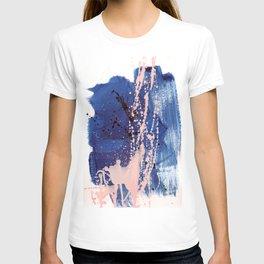 brush strokes 3 T-shirt