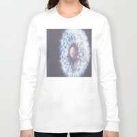 weed Long Sleeve T-shirts featuring Weed by Dora Birgis