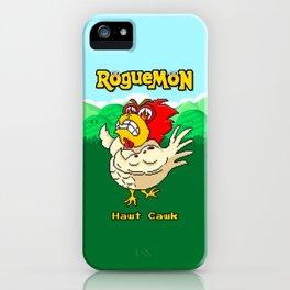 Hawt Cawk iPhone Case