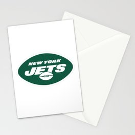 NYJ Logo Stationery Cards