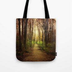 Woodland Wander Tote Bag