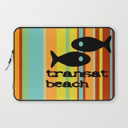 Transat beach Laptop Sleeve