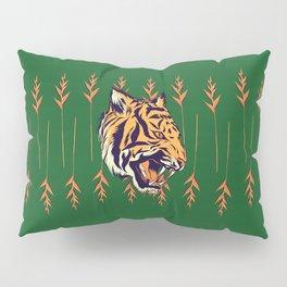 Blood Tiger II Pillow Sham