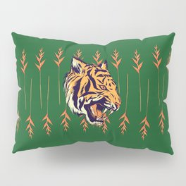 Blood Tiger II Pillow Sham