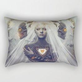Oculus Divina Rectangular Pillow