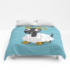 The Dino-zoo: Sheep-saurus Comforters