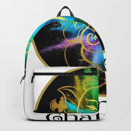 Ganesh Chaturthi Festival of Color Backpack