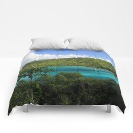 Maho Bay Comforters