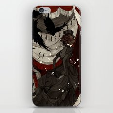 The Night Circus iPhone Skin