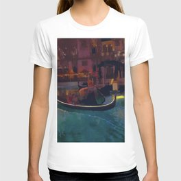 Venice Romantic Gondola Cruise T-shirt