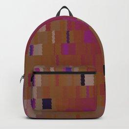 Bubblegum Pink Digi Fractal Backpack
