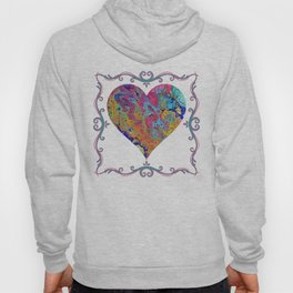 Pink Bubbles Hoody