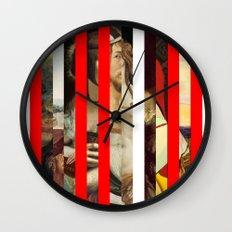 Stars in stripes 5 + Wall Clock