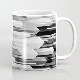 obelisk posture 3 (monochrome series) Coffee Mug