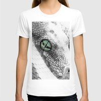 snake T-shirts featuring Snake by donotseemeart
