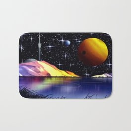 Exoplanet Nr.936. Bath Mat