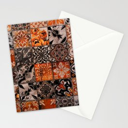 Antique Floor Tiles Vintage Architecture Photography Stationery Cards