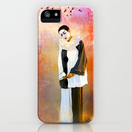 The Fool on the Hill iPhone Case