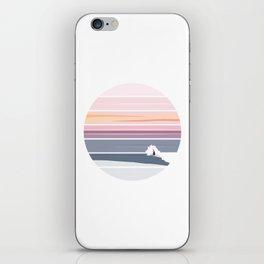 Sunset Surf iPhone Skin