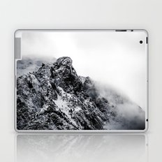 Mountain black white 5 photo Laptop & iPad Skin