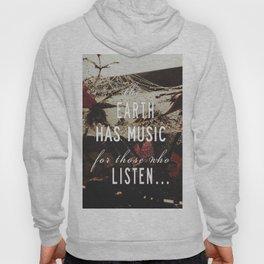 Earth's Music Hoody