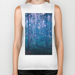 Fairy Lights Biker Tank