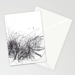 Sound of Longing (Intuitive Sound Scribble #3) Stationery Cards