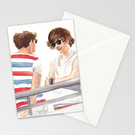 Young Love III (Larry Stylinson) Stationery Cards