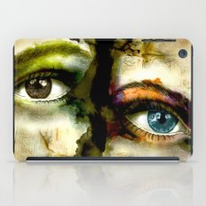 2Eyes2Faces by carographic iPad Case
