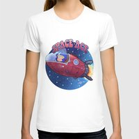 toddler T-shirts featuring Space ace by Artificial primate