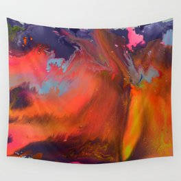 The Red Desert Wall Tapestry