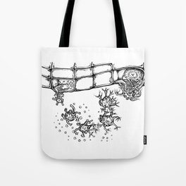 Proteolytic Processing of Coronavirus Fusion Proteins Tote Bag