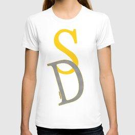 San Diego by WiseDZines.. T-shirt