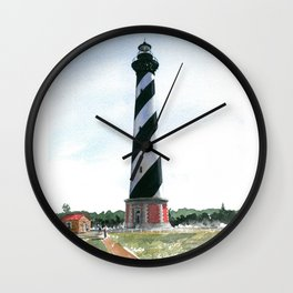 Hatteras #3 Wall Clock
