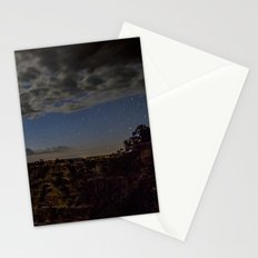 Grand Canyon National Park - Stars at South Rim Stationery Cards